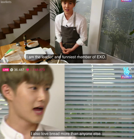 If I Were A Leader In A Kpop Group This Would Also Be My Introduction Actually If I Ever Introduce Myself I Ll Just Tailor It To That Exo Memes Suho Exo