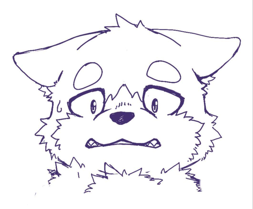 Pin By Danierinhu On Drawings Cute Drawings Furry Art Furry