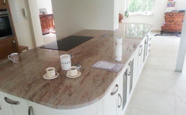 Aufmaß, Lieferung und Montage der #Granit #Arbeitsplatten - granit k chenarbeitsplatten preise