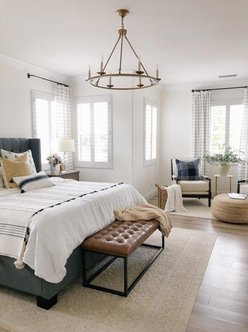 Photo of Our Master Bedroom – A Thoughtful Place #masterbedroom