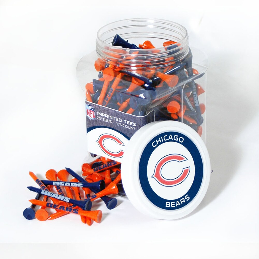 sale retailer 6a36a 3df59 Team Golf Chicago Bears 175-ct. Golf Tee Jar | Products ...