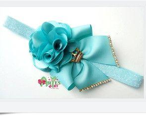 Niños venda de la flor y corbata