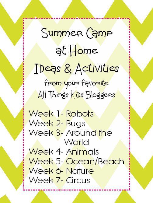 home summer activity