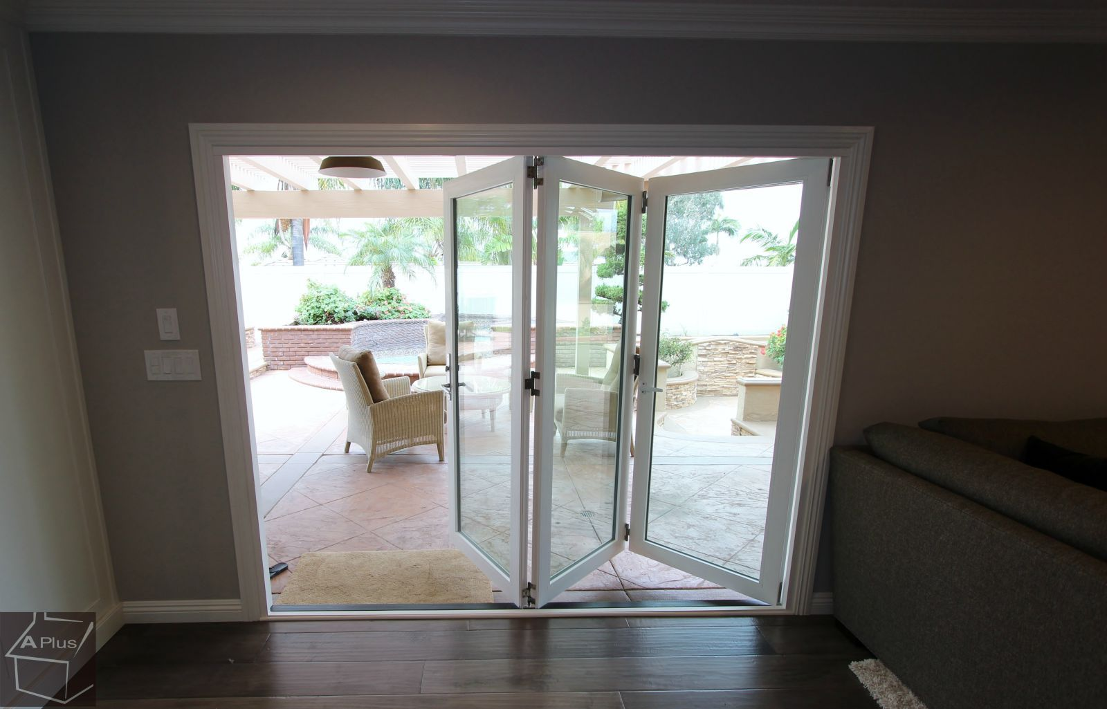 Sliding glass doors open both sides gallery glass door design three panel glass door open both side 98 yorba linda three panel glass door open both planetlyrics Gallery