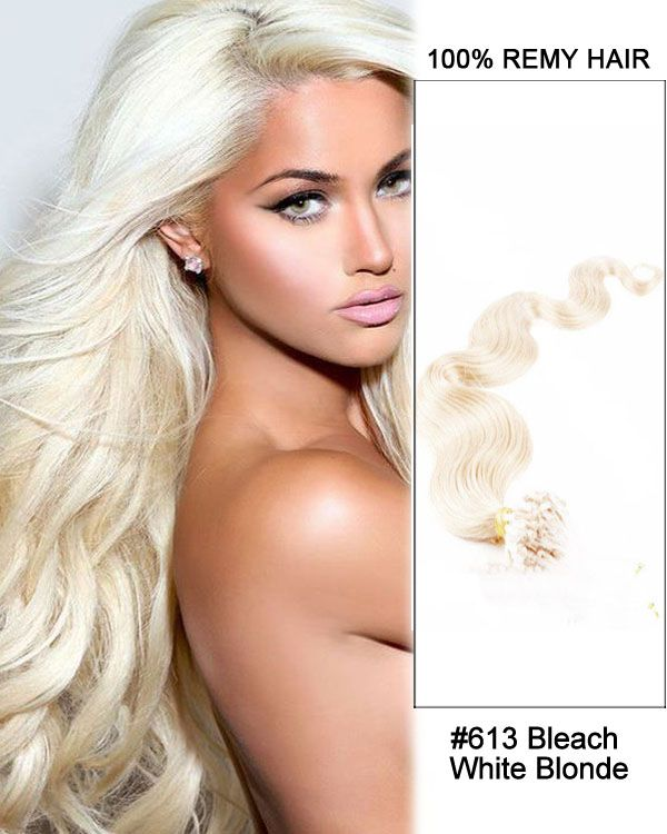 16 613 bleach white blonde body wave micro loop 100 remy hair 16 613 bleach white blonde body wave micro loop 100 remy hair human best human hair extensionsmicro pmusecretfo Image collections