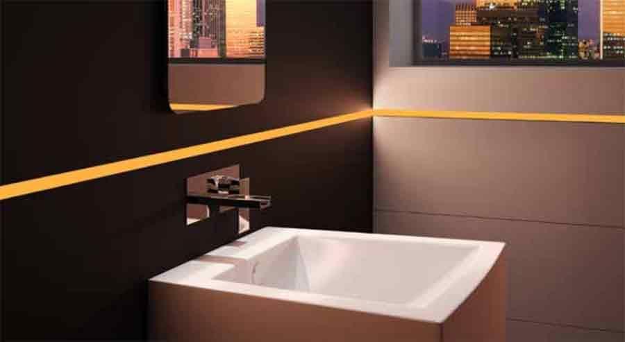 Badezimmer Bordüre ~ Led lichtleisten profil bordüre fliesen led profil liprotec