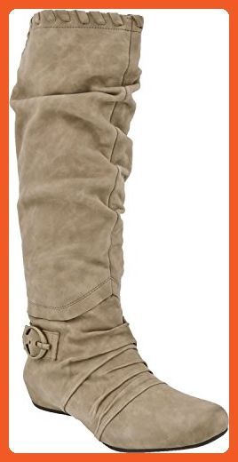 Earthies Women's Chara Taupe Boot 5 M - Boots for women (*Amazon Partner-