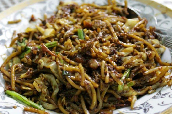Kisah Aku Cerita Aku Resepi Mee Goreng Mamak Yang Paling Best Mee Goreng Mamak Malaysian Food Asian Recipes