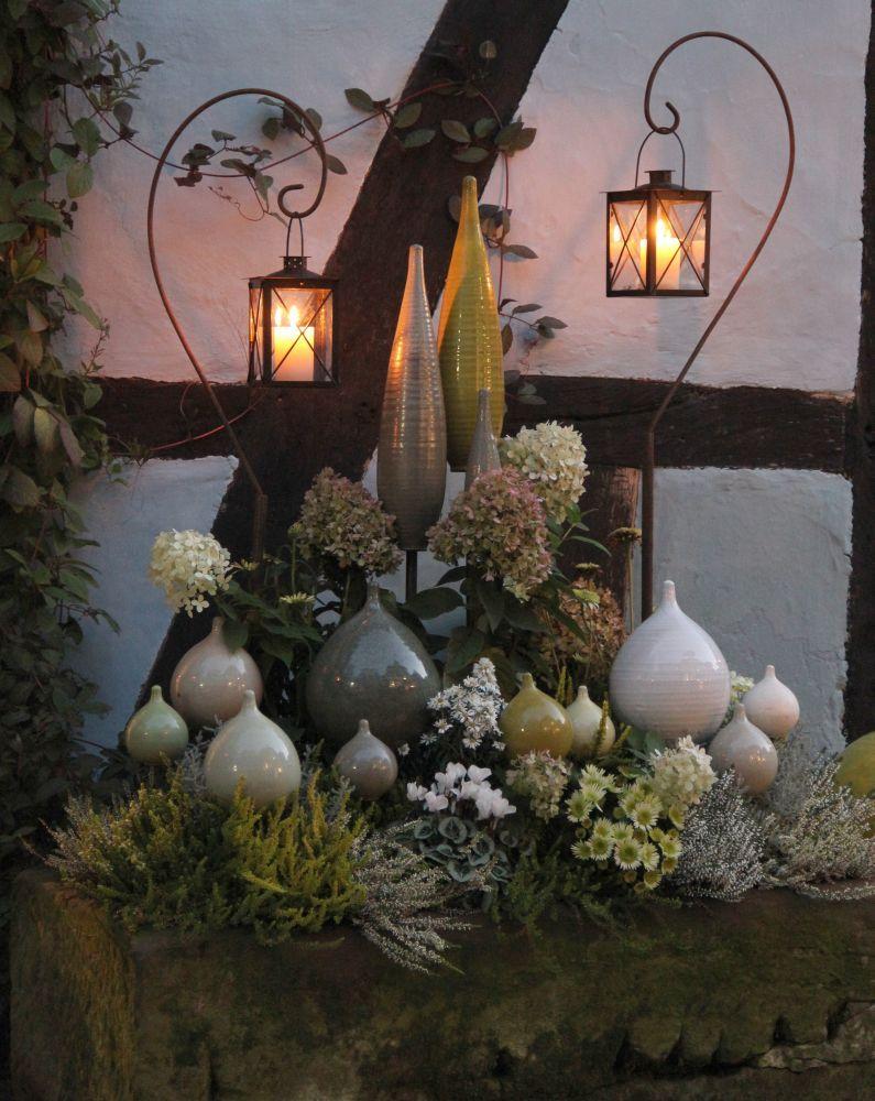 Kuhle Startseite Dekoration Deavita Gartendeko #22: Speere Im Herbst