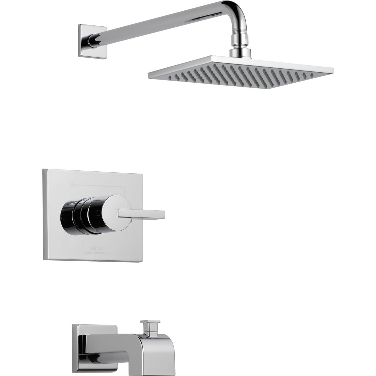 Delta T14453 Tub Shower Faucets Shower Faucet Shower Tub