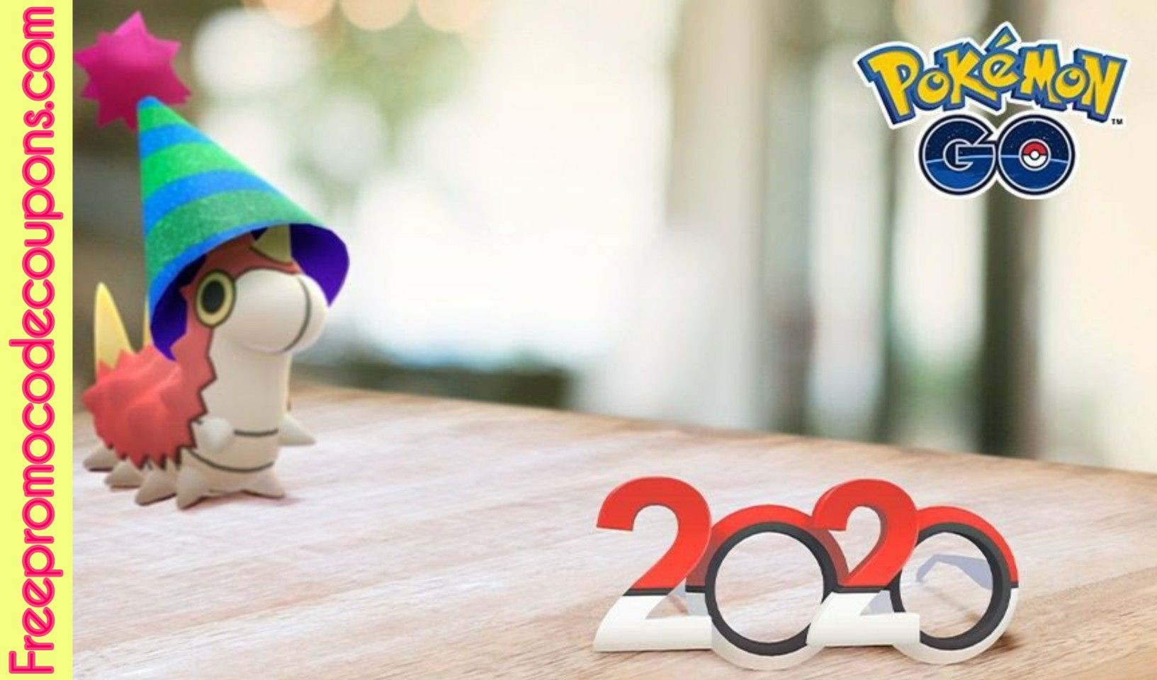 Grab the New Mega List of Pokemon go Promo Codes in 2020