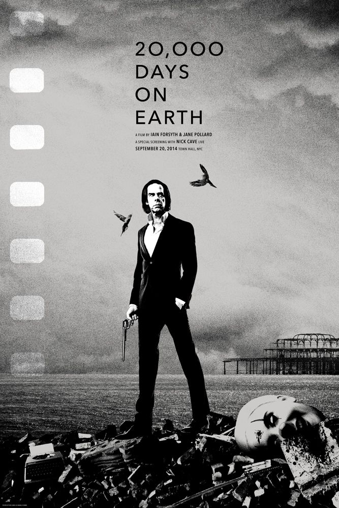 20,000 Days On Earth - Rob Jones ----
