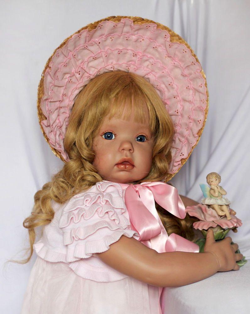 Tibby reborn toddler(Donna RuBert) doll