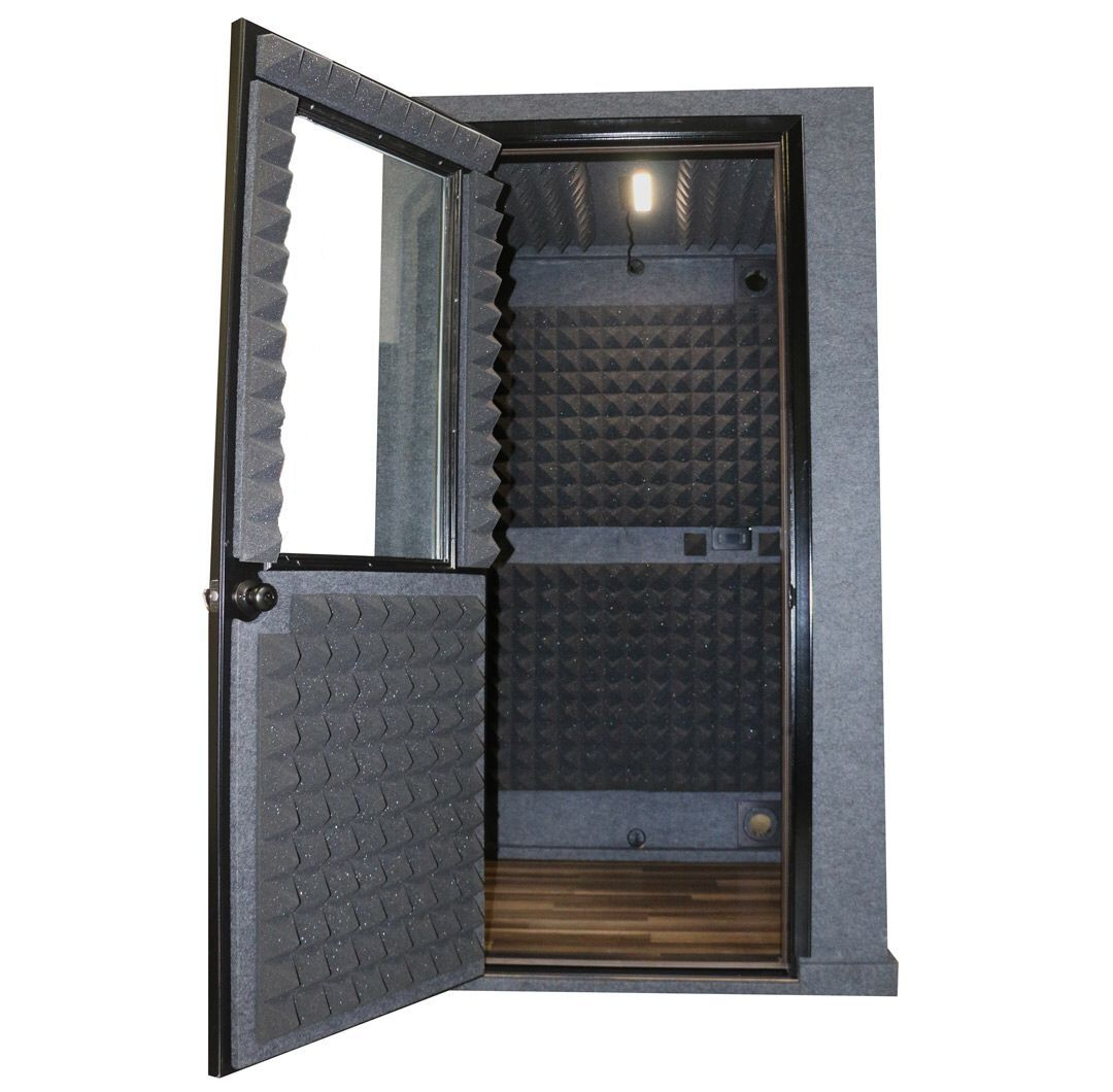 Build your custom vocal booth at