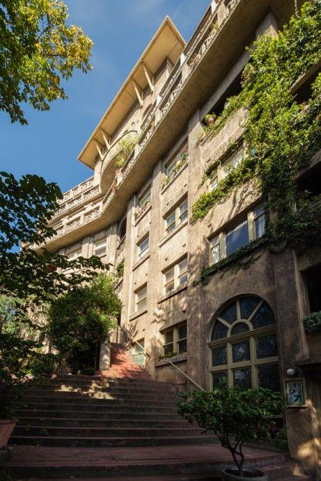 Beverley Hills Apartment Block Darling Street South Yarra Fabulous Exterior Communal Rooftop On 2 Ap Beverleyhills001