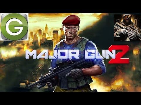 Major Gun APK+Mod v3 7 5 (Offline, Max levels, Money) for