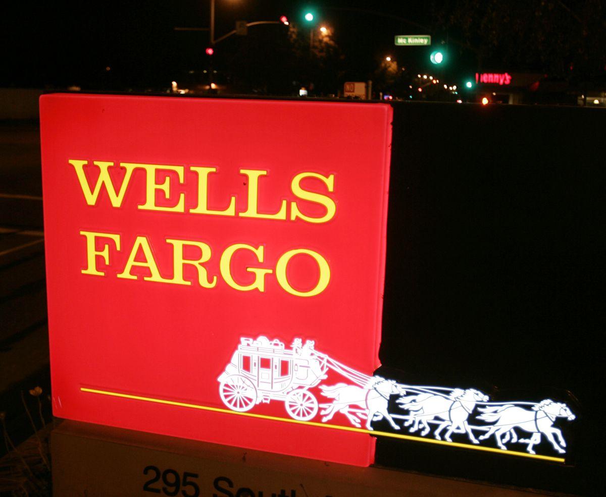 8. Wells Fargo Wells fargo, Fargo, Bank teller