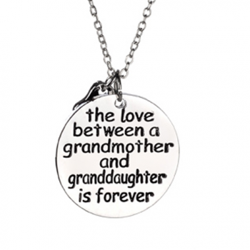 The Love Between a Grandmother and Granddaughter/Grandson