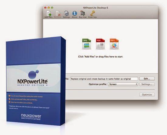 nxpowerlite desktop 7 serial key