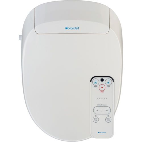 Brondell Swash 300 Bidet Toilet Seat For All The Bathrooms Bidet Toilet Electronic Bidet Bidet Toilet Seat