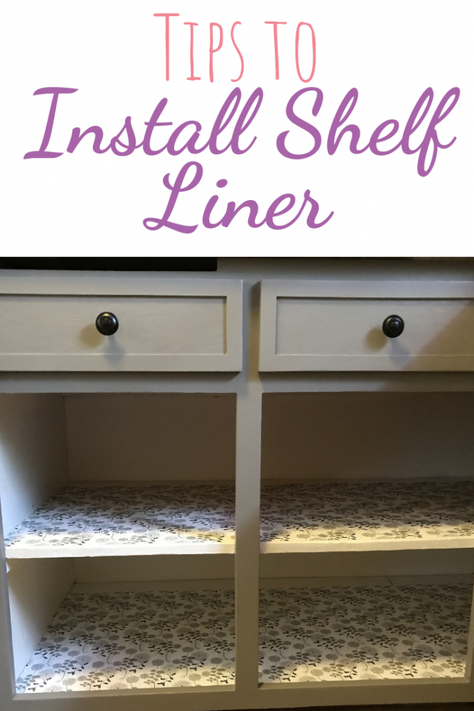 Give Your Kitchen An Updated And Refreshed Look With This Idea Add Shelf Liner To Your Cabinets You Ca Pantry Shelf Liner Shelf Liner Diy Kitchen Shelf Liner