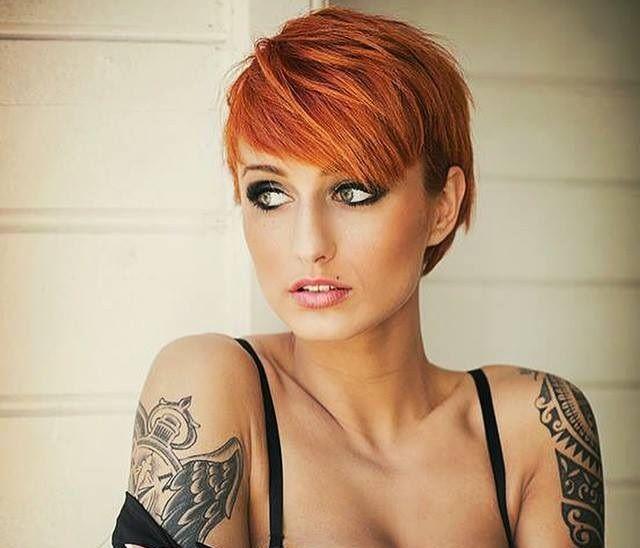 Rote Haare 10 Wunderschöne Frisuren In Einem Tollen Rotton! Neue