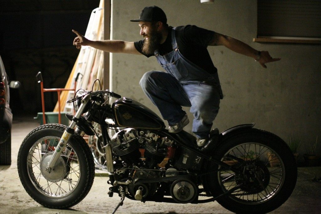 I Vip di Remake: Christian Ricci, di Chopperlab | Blog Maison Remake