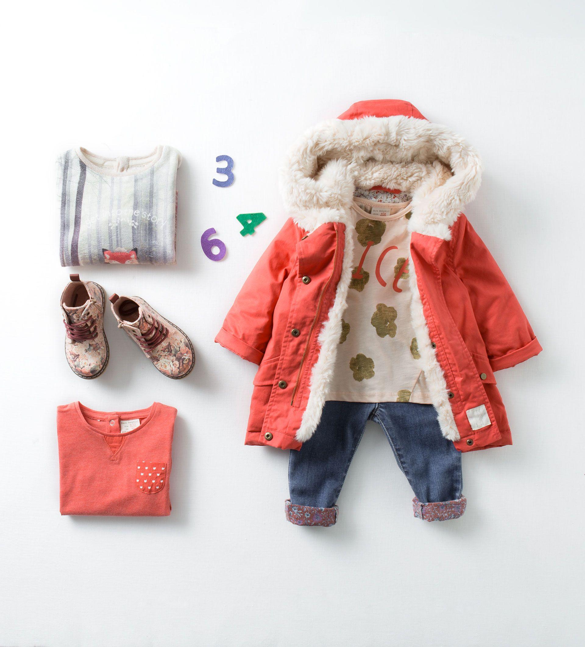 bastante agradable 60c6f 6ca4b Image 1 of from Zara | Little Girls Wear | Baby girl fashion ...