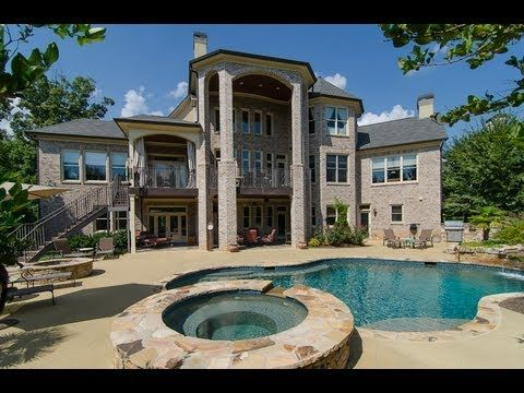 Million dollar luxury estate homes atlanta ga 4935 for Million dollar luxury homes