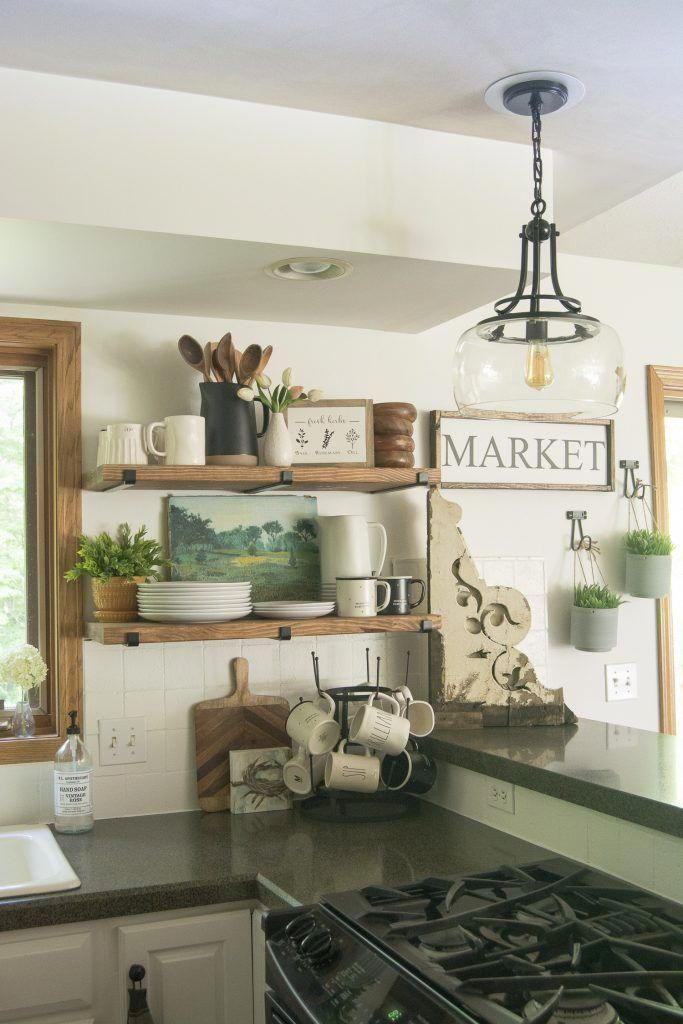 kitchen remodel on a budget the final reveal of our budget rh pinterest it
