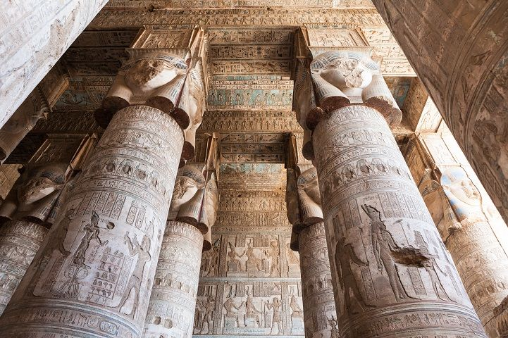 4 200 Year Old Egyptian Temple Discovered To Have Remarkably