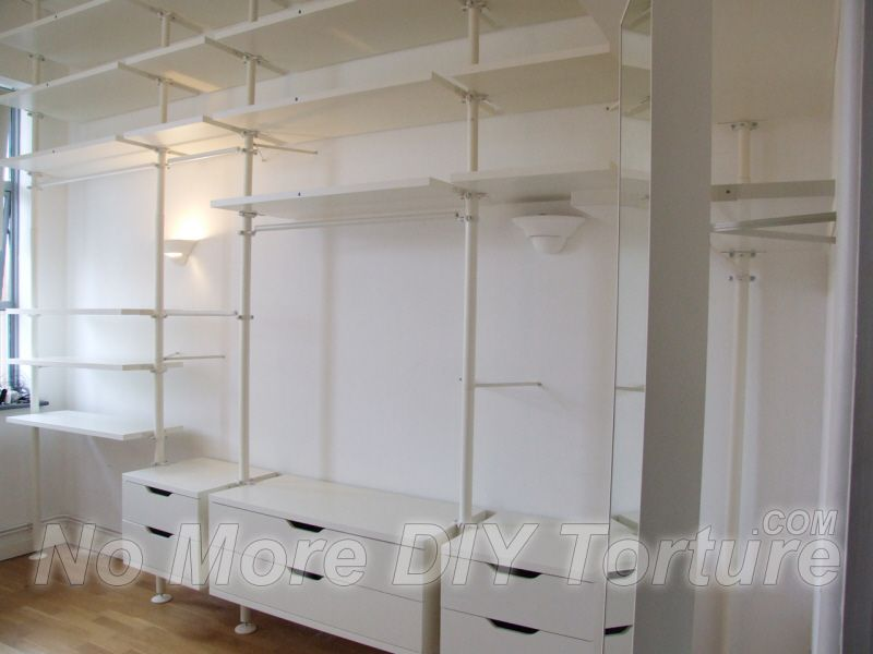 Guardaroba Stolmen Ikea.Stolmen System Reviews Ikea Stolmen Wardrobes Ikea Built