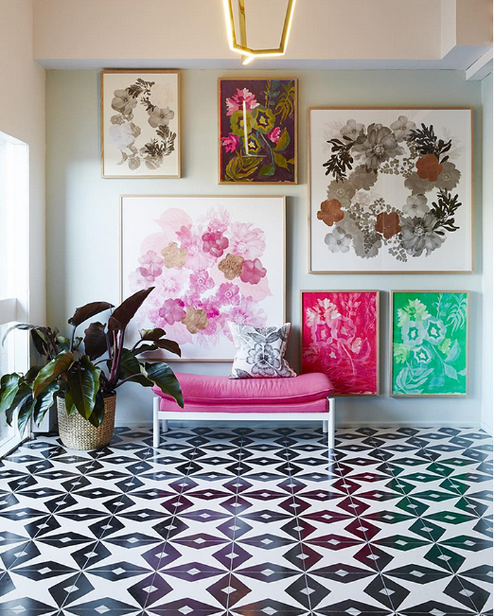 3 Home Decor Trends For Spring Brittany Stager: LOVE This Little Seating Area