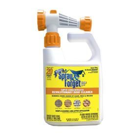 Best Spray Forget Super Concentrated Roof Cleaner With Hose 400 x 300