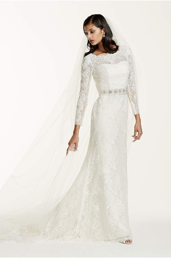 David\'s Bridal offers a unique selection of vintage wedding dresses ...