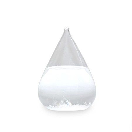Shoptagr | Tempo Drop Mini Weather Forecast Storm Glass Very Stylish by Tempo Drop #fashion #trend #product #onlineshop #shoptagr