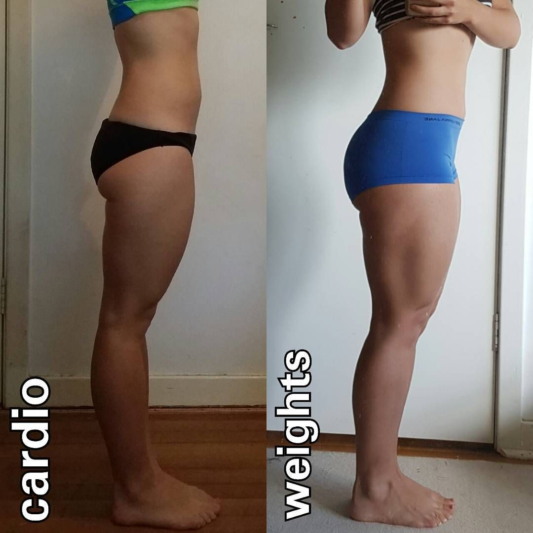 1 926 Likes 81 Comments Australian Ah Fitty On Instagram Skinny Vs Strong Cardio Vs Weight Training Fitness Inspiration Fitness Body