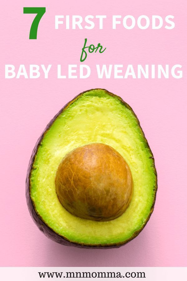 7 Baby Led Weaning 1st Foods To Make Starting Solids Easy - Minnesota Momma