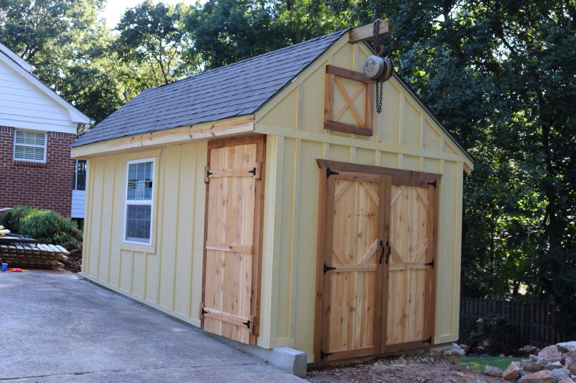 Pin On Chic Garden Sheds