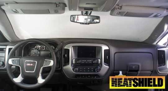 Made To Order Custom Made Heatshield For Your Chevrolet Silverado