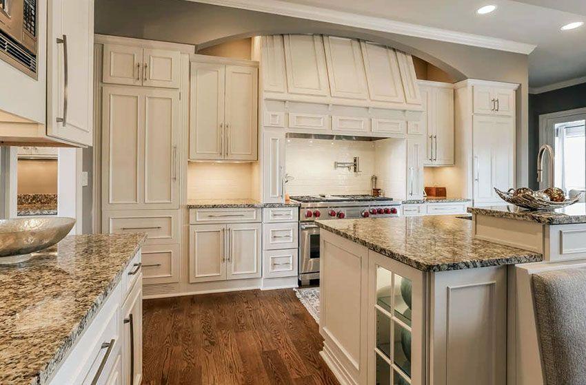 Beige Granite Countertops Colors Styles Beige Kitchen