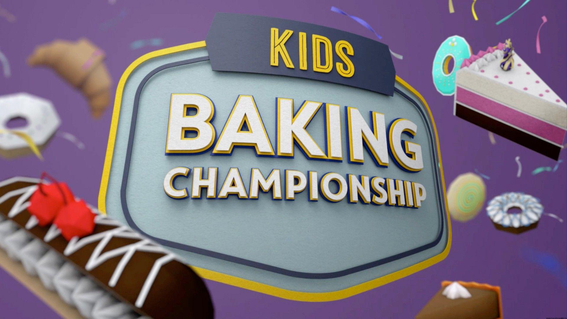 Kids Baking Championship season 2 episode 8 :https://www ...