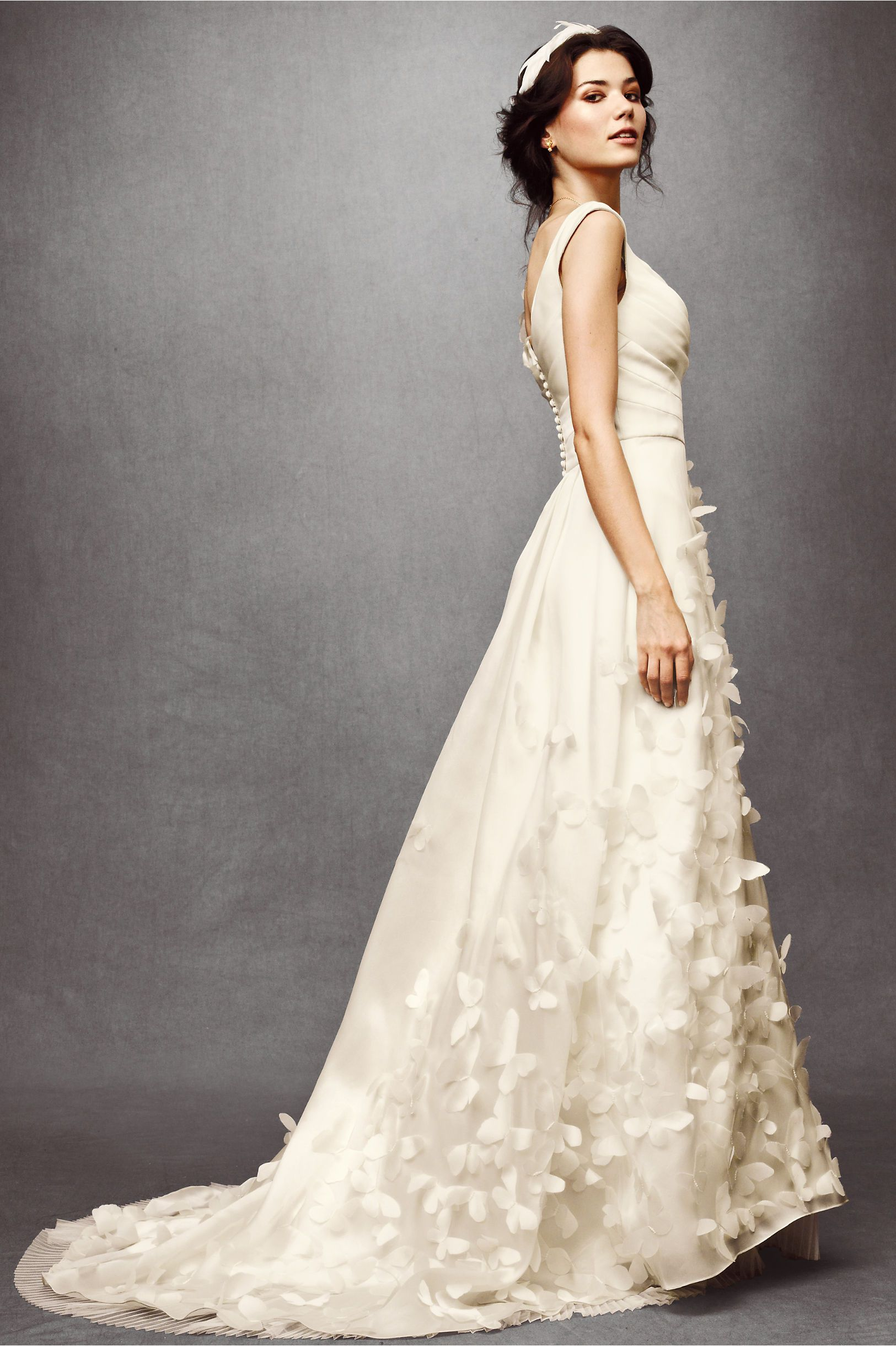 Popular Ethereal Monarch Gown in SHOP The Bride Wedding Dresses at BHLDN