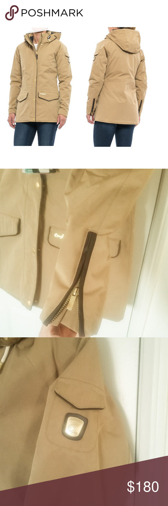Natgeo Craghoppers 250 Insulated Jacket Xs Nwt Jackets Clothes Design Jackets Coats