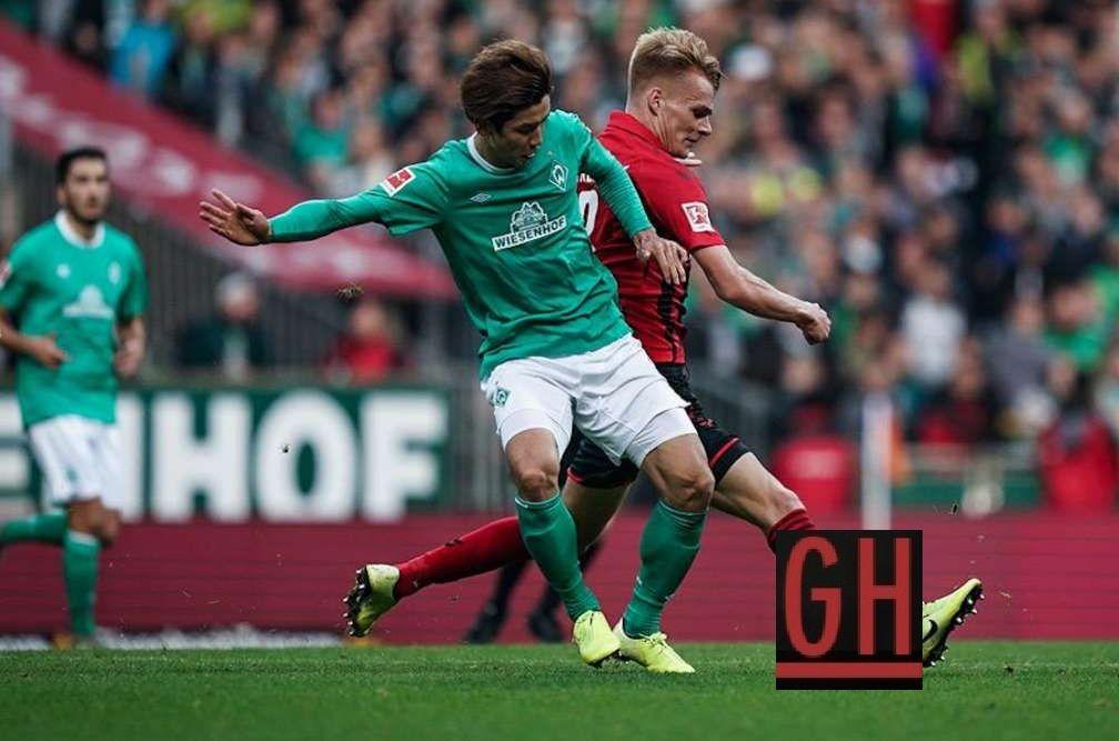 Werder Bremen 2 2 Freiburg Football Today Freiburg Bremen
