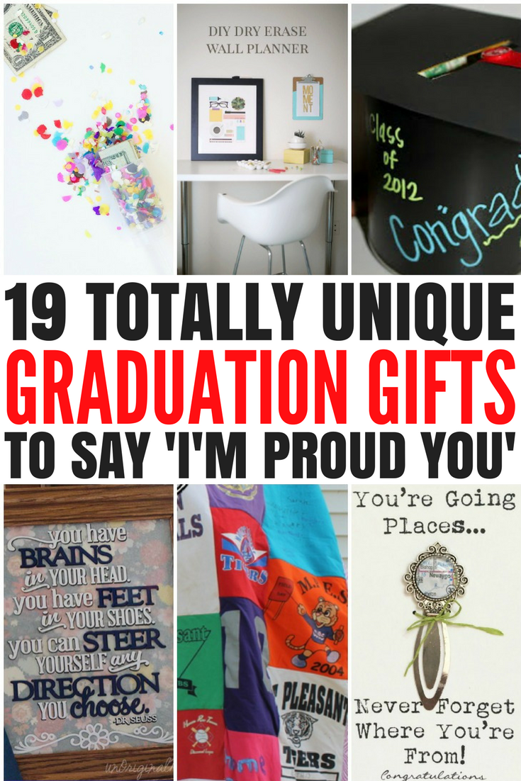 19 Unique Graduation Gifts Your Graduate Will Love College Grad