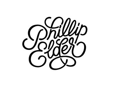 Pe Logo Vector Lettering Design Vector Logo Typography Logo