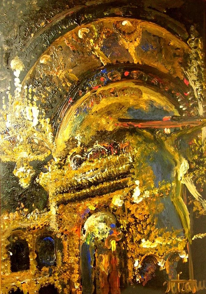 Mihai Teodor Olteanu, 1953 | Impressionist painter | Tutt'Art@ | Pittura * Scultura * Poesia * Musica |