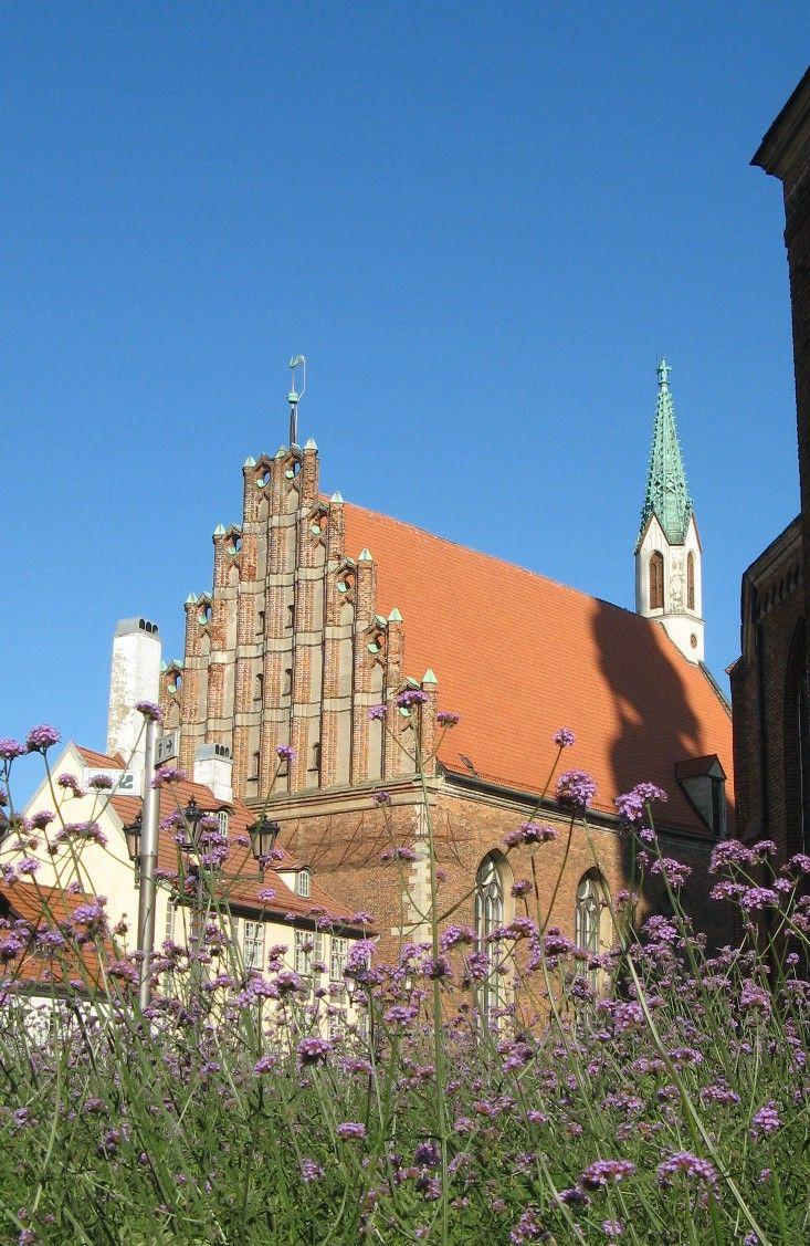 Lettland-Johanneskirche-Riga