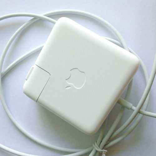 """New L Tip Apple 85w watt White adapter charger  For Apple MacBook Pro 17"""" 15  #Apple"""